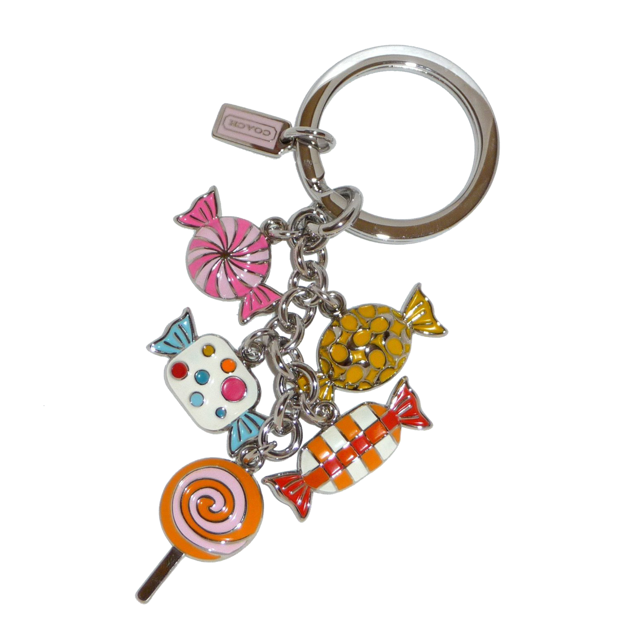 Picture of COACH Multi Sweets Key Fob 9b99c2b78