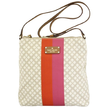 Picture of kate spade new york victoria classic spade stucco