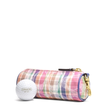 Picture of COACH Daisy Madras Golf Ball Set