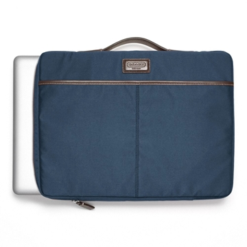 "Picture of COACH 15"" Varick Nylon Laptop Sleeve"