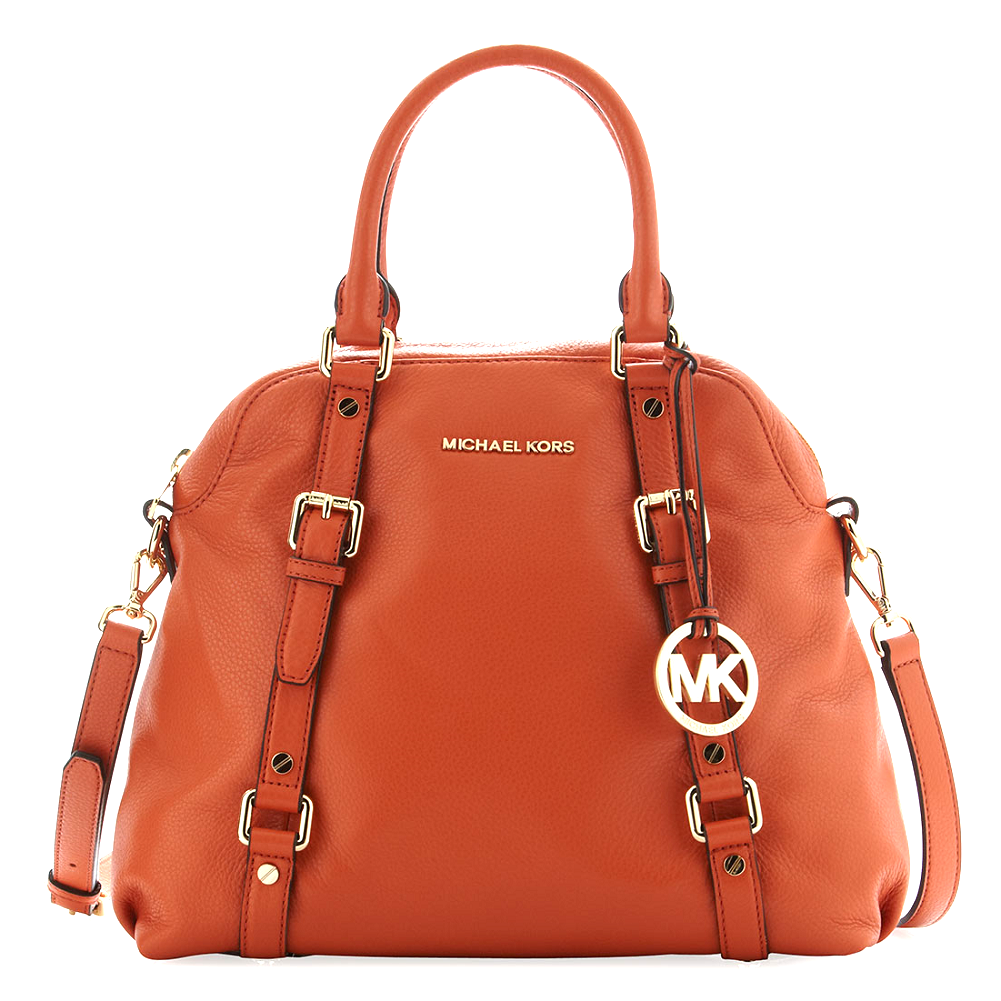 dd11fb67ebed Picture of MICHAEL Michael Kors Large Bedford Bowling Satchel