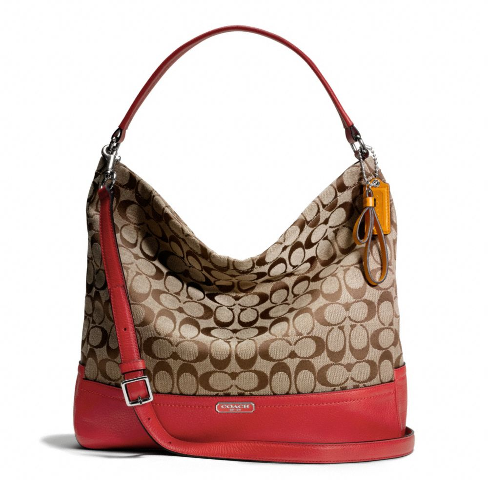 Picture Of Coach Park Signature Hobo