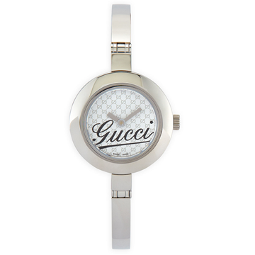 Picture of Gucci White Dial Steel Watch