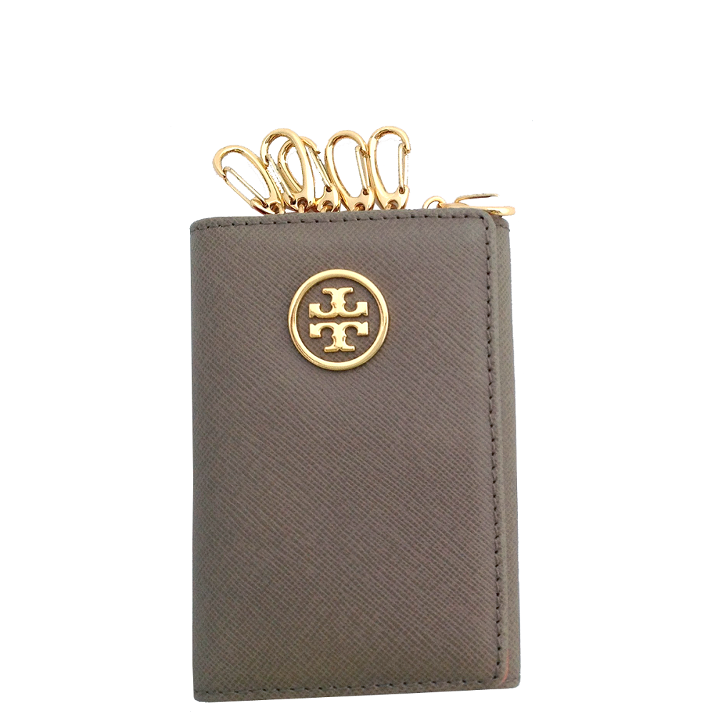 ac3708ce0a63 Picture of Tory Burch Robinson Key Case