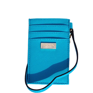 Picture of kate spade new york lauri newbury lane pass case turquoise