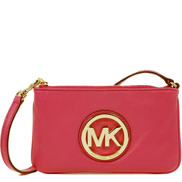 Picture of MICHAEL Michael Kors Fulton Wristlet - Gold