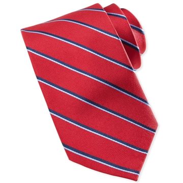 Picture of Neiman Marcus Bias Stripe Silk Tie
