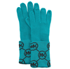 Picture of MICHAEL Michael Kors Knit Logo-Cuff Gloves
