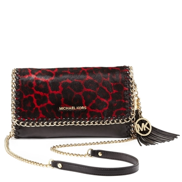 Picture of MICHAEL Michael Kors MD Chelsea Calf-Hair Messenger