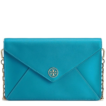 Picture of Tory Burch Robinson Envelope Clutch