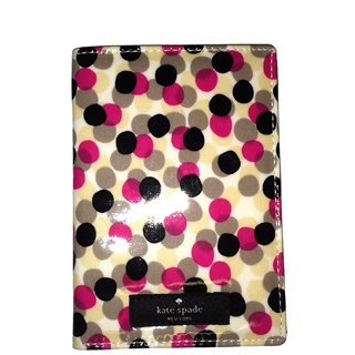 Picture of kate spade new york daycation passport holder multi/odot