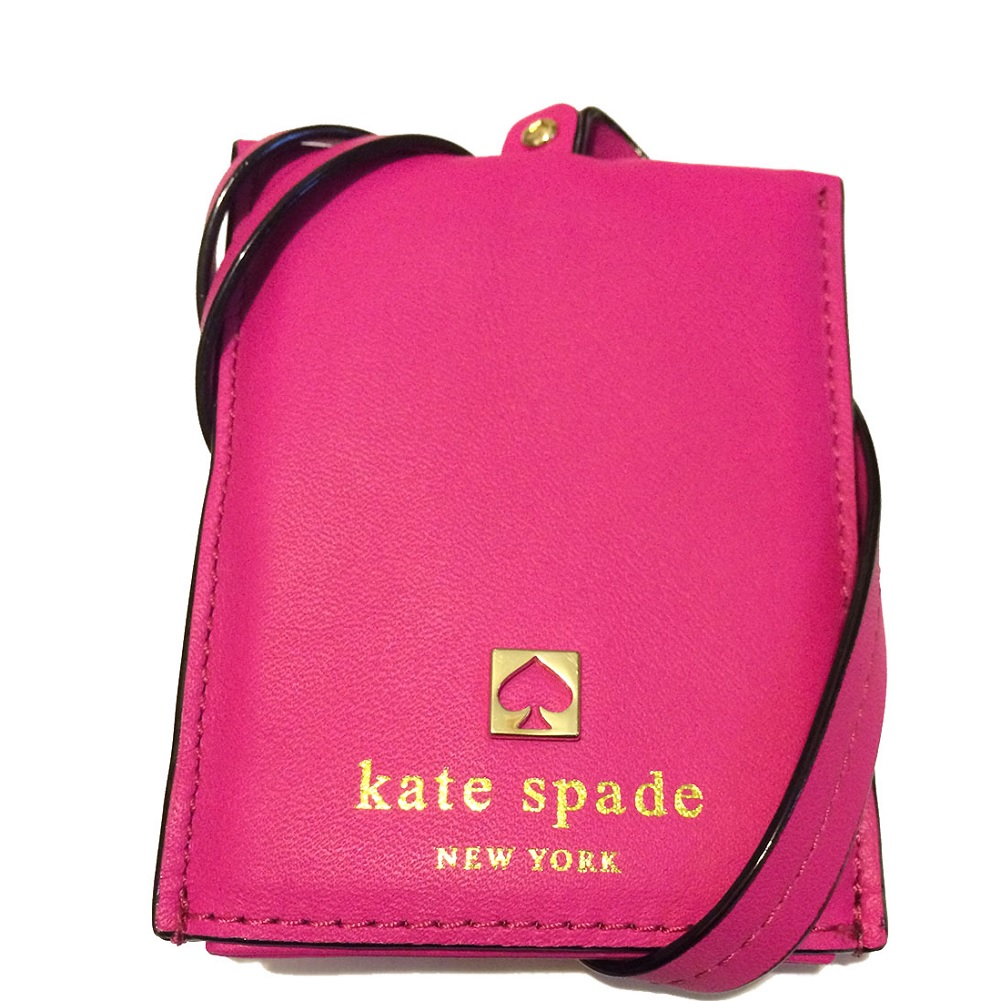 Picture Of Kate Spade New York Juniper Court Luggage Tag