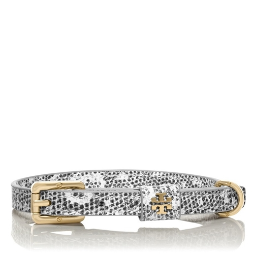 Picture of Tory Burch Lizard Dog Collar