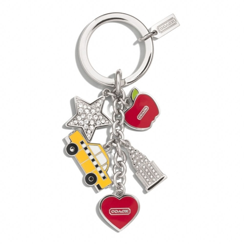 Picture of COACH NYC Multi Mix Key Fob