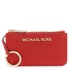 Picture of MICHAEL Michael Kors Jet Set Travel Key Pouch - Red