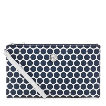 Picture of MICHAEL Michael Kors Kiki Large Zip Clutch