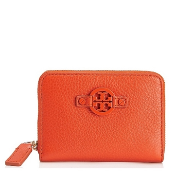 Picture of Tory Burch Amanda Zip Coin Case