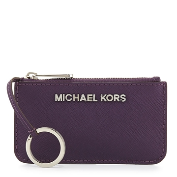 Picture of MICHAEL Michael Kors Jet Set Travel Key Pouch - Purple