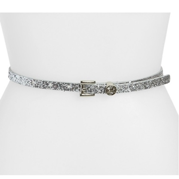 Picture of MICHAEL Michael Kors Skinny Glitter Belt