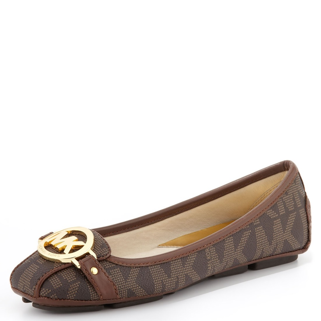 b9a705c77318 Snap 'n Zip Fashion Accessories | MICHAEL Michael Kors Fulton Moc Flats