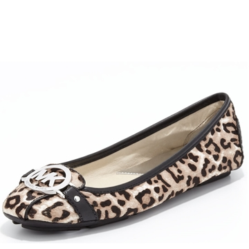 Picture of MICHAEL Michael Kors Fulton Cheetah Moc Flats
