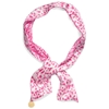 Picture of Tory Burch Breast Cancer Awareness Sashette Multi-way Scarf