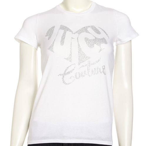 Picture of Juicy Couture Cafe Couture Glitter Tee