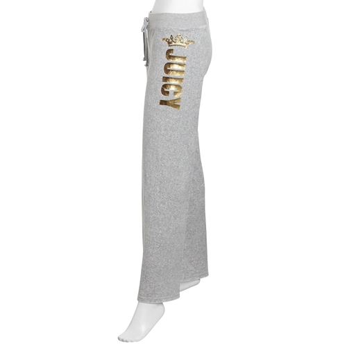 Picture of Juicy Couture Keep it Juicy Velour Drawstring Pants