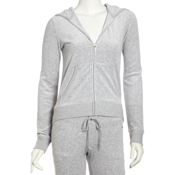 Picture of Juicy Couture Keep It Juicy Velour Hoodie