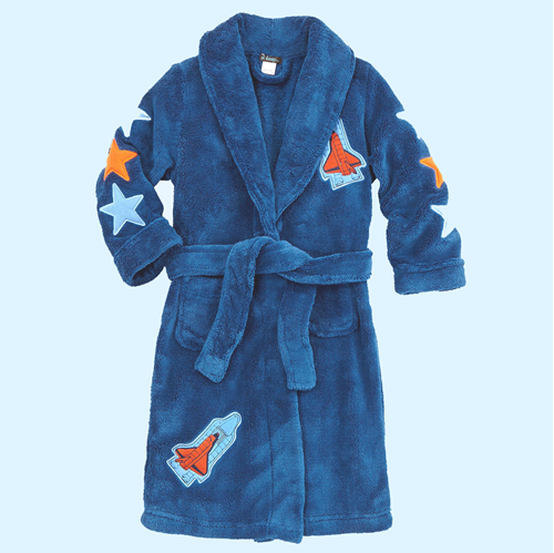 Picture of Petit Lem Plush Robe Lost in Space