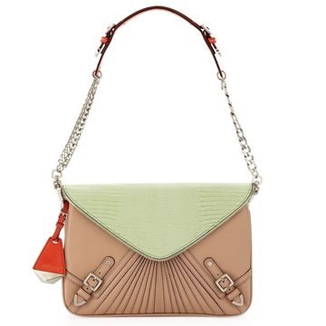 Picture of Rebecca Minkoff Collection Maria 3-Gusset Chain Shoulder Bag