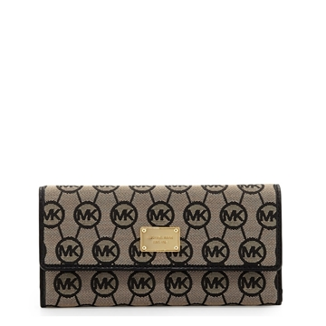 Picture of MICHAEL Michael Kors Jet Set Checkbook Wallet