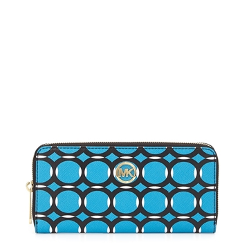 Picture of MICHAEL Michael Kors Jet Set Travel Deco Wallet
