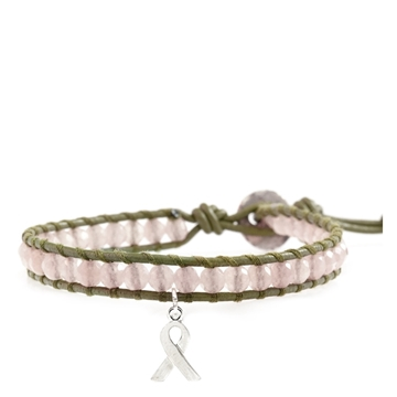 Picture of Chan Luu Ribbon-Charm Wrap Bracelet