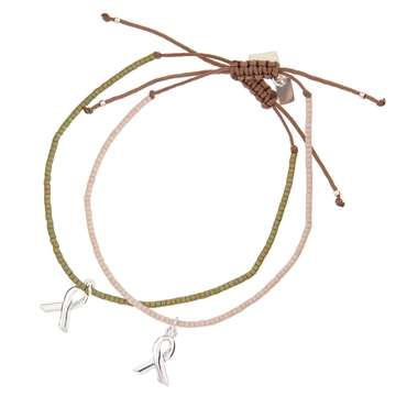 Picture of Chan Luu Pull-Cord Seed-Bead Bracelet Set