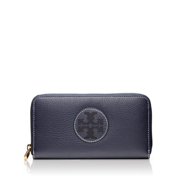 Picture of Tory Burch Quinn Zip Continental Wallet