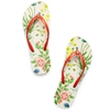 Picture of Tory Burch Thin Flip Flop - Redstone