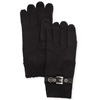 Picture of MICHAEL Michael Kors Knit Logo Buckle Gloves