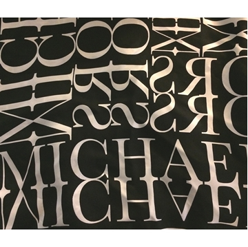 Picture of MICHAEL Michael Kors Print Silk Scarf