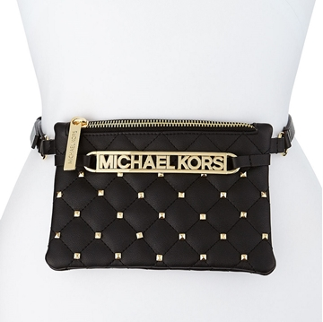 Picture of MICHAEL Michael Kors Studded Logo Belt Bag