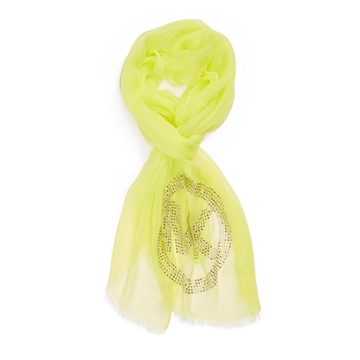 Picture of MICHAEL Michael Kors Pin Dot Logo Scarf