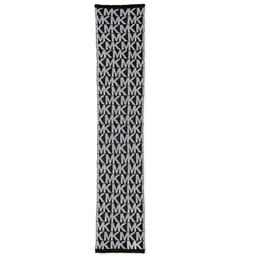 Picture of MICHAEL Michael Kors Logo Print Knit Scarf