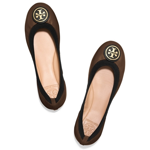 Picture of Tory Burch Caroline Ballet Flat