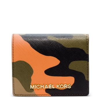 Picture of MICHAEL Michael Kors Jet Set Travel Flap Card Holder