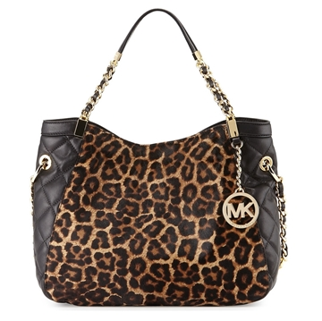 Picture of MICHAEL Michael Kors Medium Susannah Calf-Hair Tote