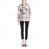 Picture of COACH Tattersall Short Trench Coat - 84298
