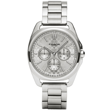Picture of COACH Women's Swiss Teagan Stainless Steel Bracelet