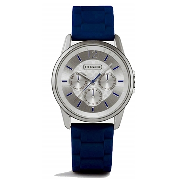 Picture of COACH Classic Signature Sport Rubber Strap Watch