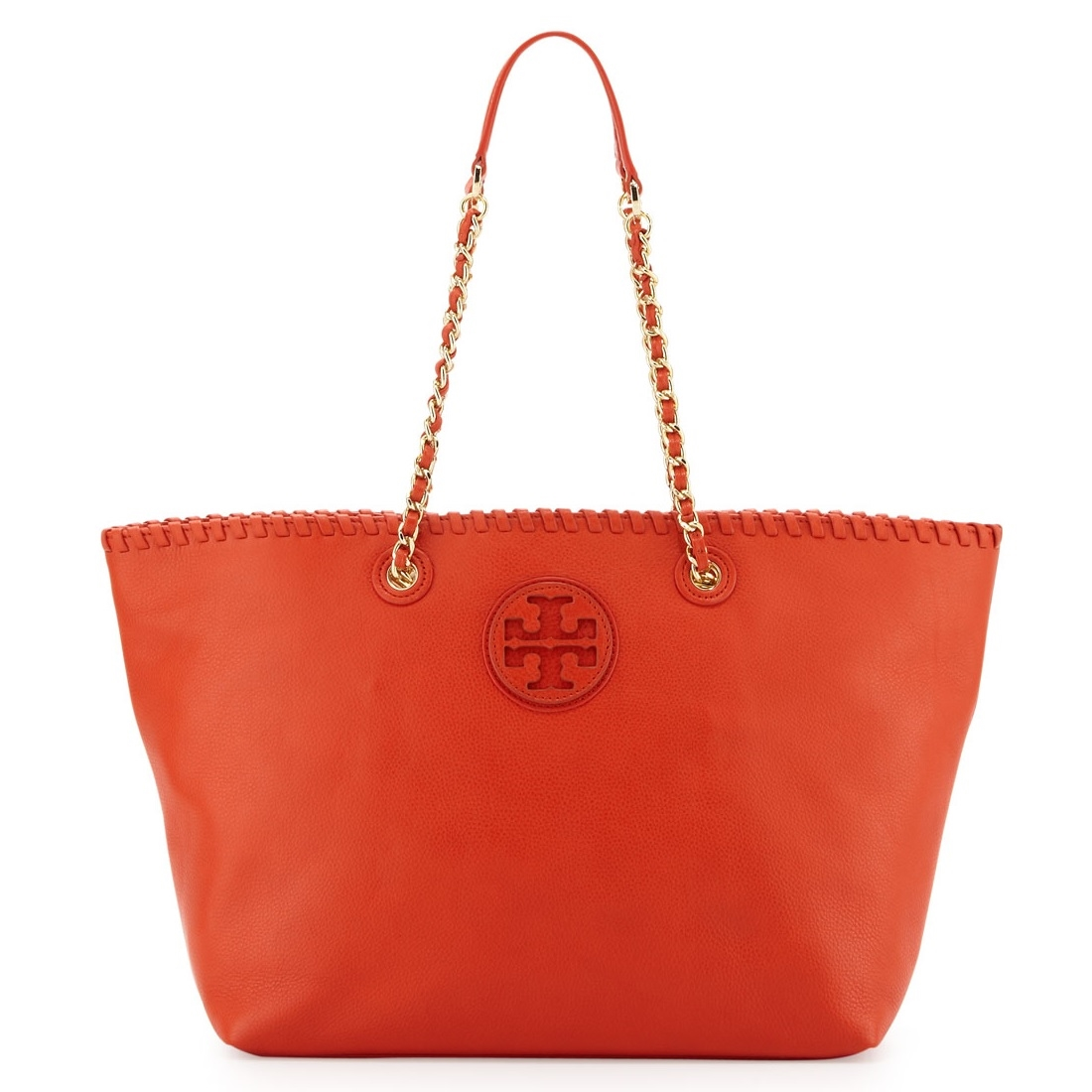 Snap N Zip Fashion Accessories Tory Burch Marion Small Tote