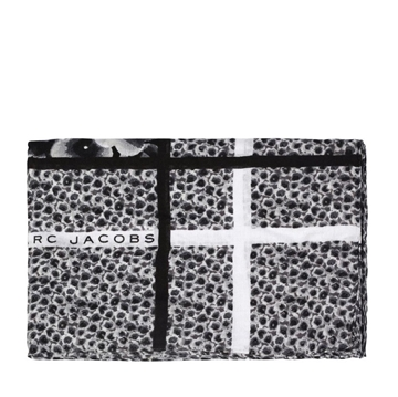 Picture of Marc by Marc Jacobs Aki Flower Scarf